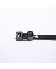 NFC Cable tie NXP NTAG213 Black