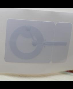 Tamperproof NFC Sticker 42mm X 26.5mm - NTAG213TT