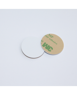 ANTI-METAL 28mm  NFC Disc Tag - NXP NTAG213