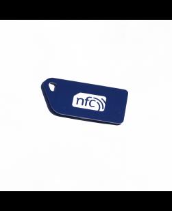 NFC Key Card NXP NTAG213 Blue