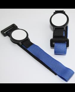 NFC Blue Velcro Wristband NTAG213
